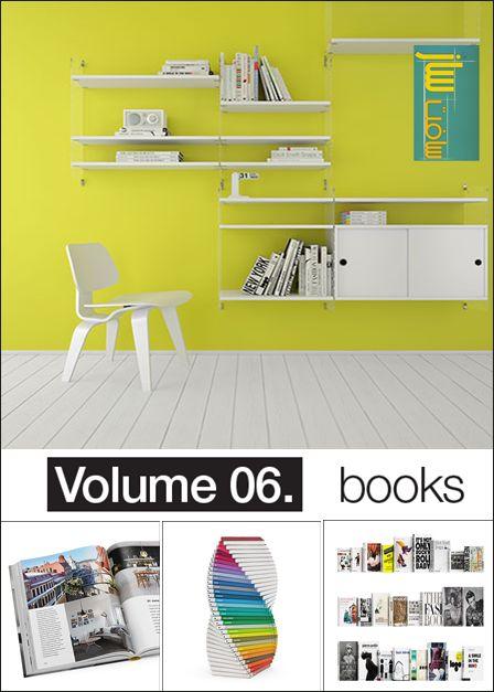 دانلود Vol.06 Books از شرکت model+model
