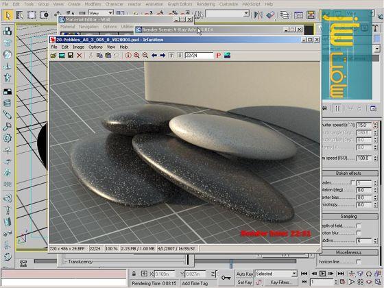 آموزش تکنیک های 3ds Max : سرعت و کیفیت در Vray