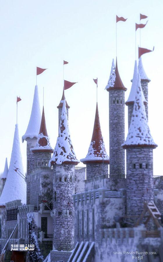 مدل های قلعه