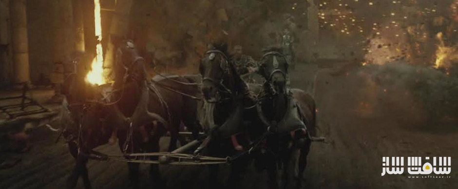 دانلود CGSociety - Houdini PyroFx in Film Production