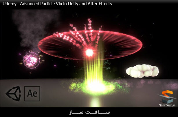 Udemy - Advanced Particle Vfx in Unity and After Effects