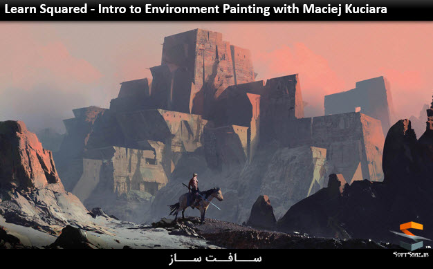 Learn Squared - Intro to Environment Painting with Maciej Kuciara