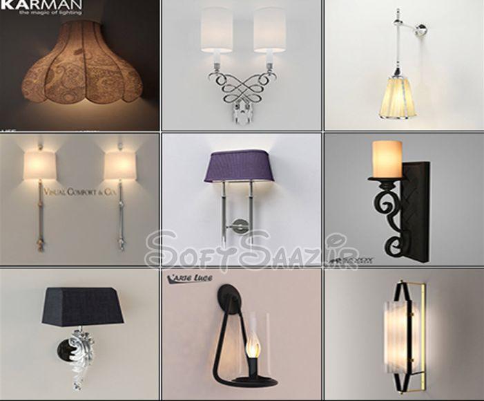 مدل لامپ کلاسیک