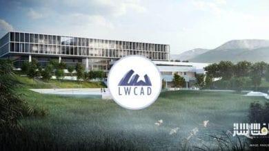 دانلود نرم افزار و پلاگین LWCAD