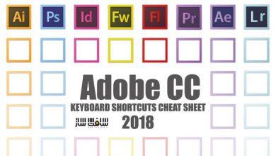 Photo of تمامی کلید های میانبر نرم افزار های ادوبی Adobe