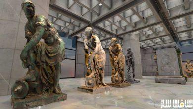 Photo of دانلود پروژه آماده مجسمه های رومی کامل برای یونیتی
