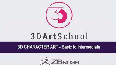 Photo of آموزش هنر کاراکتر سه بعدی در Zbrush مقدماتی تا متوسط