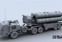 دانلود کالکشن مدل سه بعدی تجهیزات نظامی
