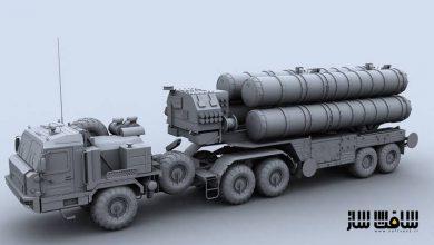 Photo of دانلود کالکشن مدل سه بعدی تجهیزات نظامی