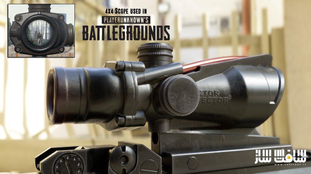 دانلود پروژه Ultimate FPS Weapons Pack برای آنریل انجین | سافت ساز