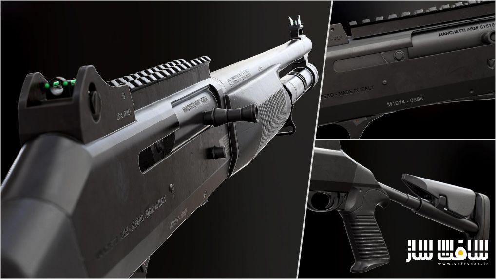 دانلود پروژه Ultimate FPS Weapons Pack برای آنریل انجین   سافت ساز