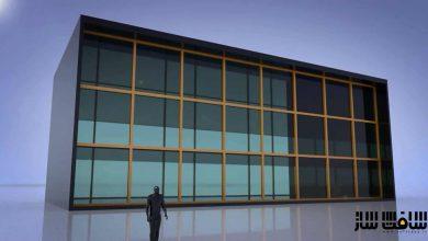 Photo of طراحی پارامتریک پوسته و پنجره ساختمان در Grasshopper
