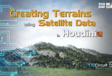Photo of آموزش ساخت زمین با داده های ماهواره در Houdini
