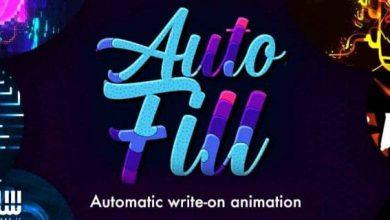 دانلود پلاگین Aescripts AutoFill برای افترافکت