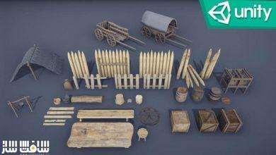 دانلود مدل های سه بعدی وسایل قرون وسطایی
