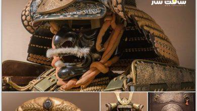 دانلود مجموعه تصویر رفرنس زره پوش های سامورایی 2