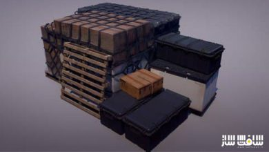 آموزش ساخت دارایی بازی نظامی در Blender و Marmoset