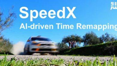 دانلود پلاگین AEscripts Speedx برای افترافکت