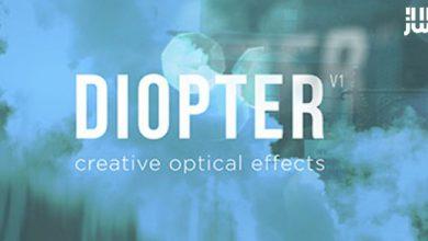 دانلود پلاگین Aescripts Diopter برای افترافکت