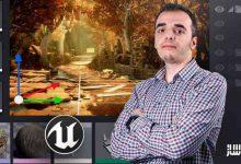 مقدمه ای بر Unreal Engine 4 برای طراحی صحنه