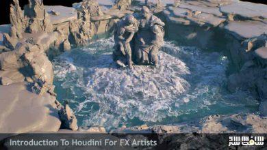 مقدمه ای بر Houdini برای FX از Rebelway
