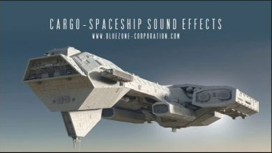 دانلود پکیج افکت صوتی کشتی فضای