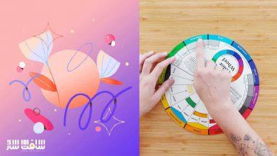آموزش ایجاد پالت های رنگی : نکاتی سریع رنگی برای تغییر کار