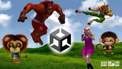 آموزش استادی در توسعه بازی سه بعدی در Unity