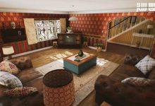 دانلود پروژه خانه آجری قدیمی برای آنریل انجین