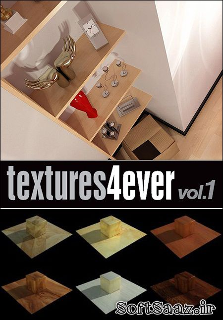 دانلود مجموعه تکسچر Evermotion Textures4ever vol 1