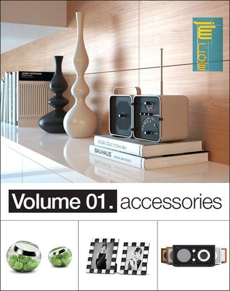 دانلود Vol.01 Accessories از شرکت model+model