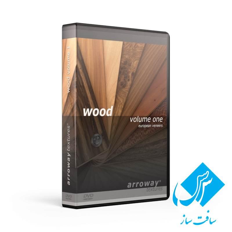 Arroway Textures - Wood Volume One
