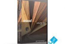 تکسچر چوب شماره 2