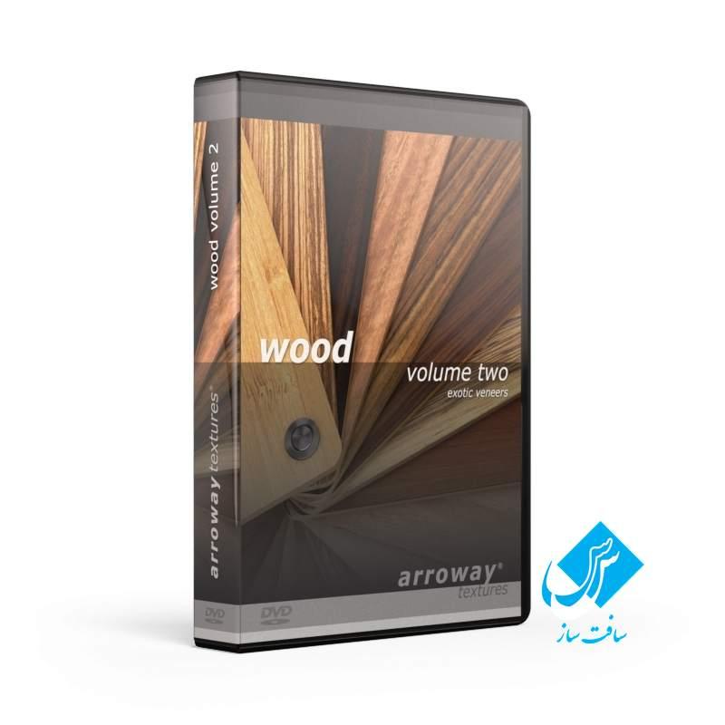 Arroway Wood Textures Volume Two