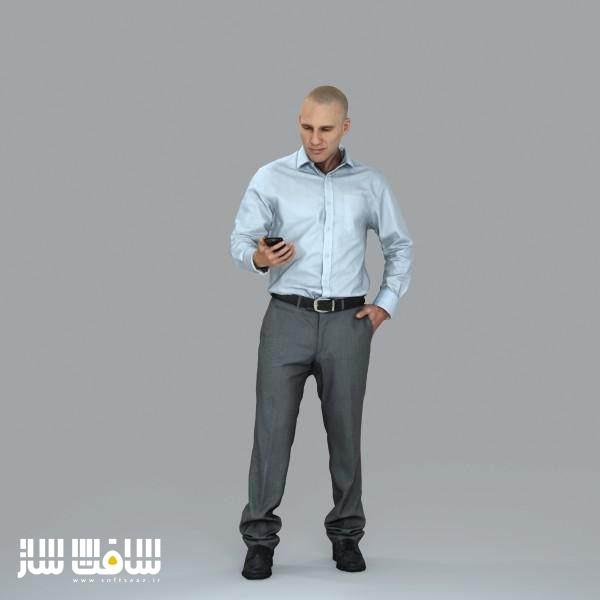 AXYZ Design – Ready-Posed 3D Humans   MeMsS001HD2