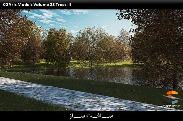 مدل 28 درختان