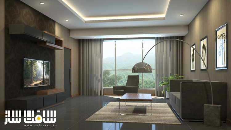 download Udemy - 3D Visualization For Beginners: Interior Scene with 3DS MAX