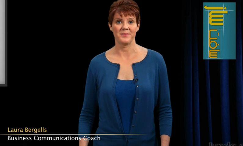 Public Speaking Fundamentals with Laura Bergells