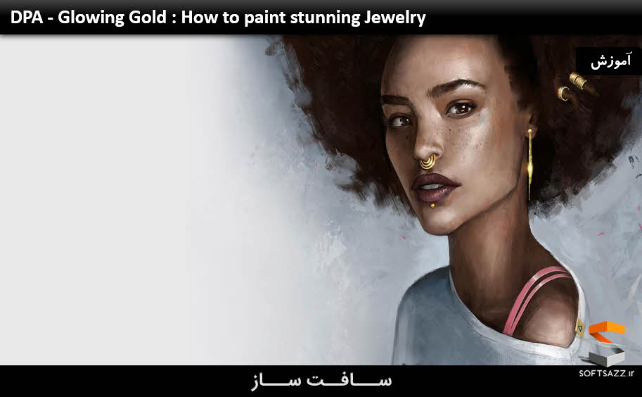 نقاشی جواهر