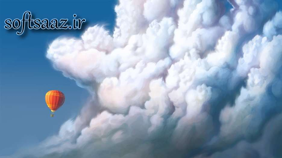 Digital-Tutors – Drawing and Painting Clouds for Digital Illustration