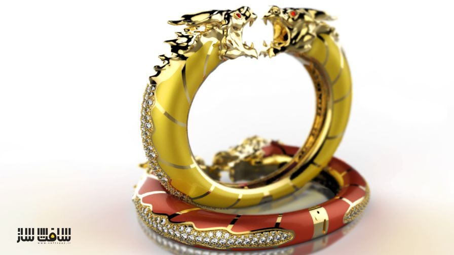 Digital-Tutors – Modeling a Bracelet in Rhino and ZBrush