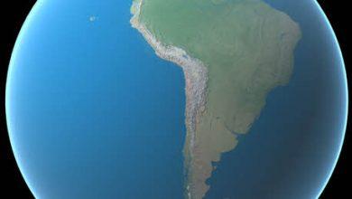 Photo of مدل سه بعدی کره زمین از Turbosquid