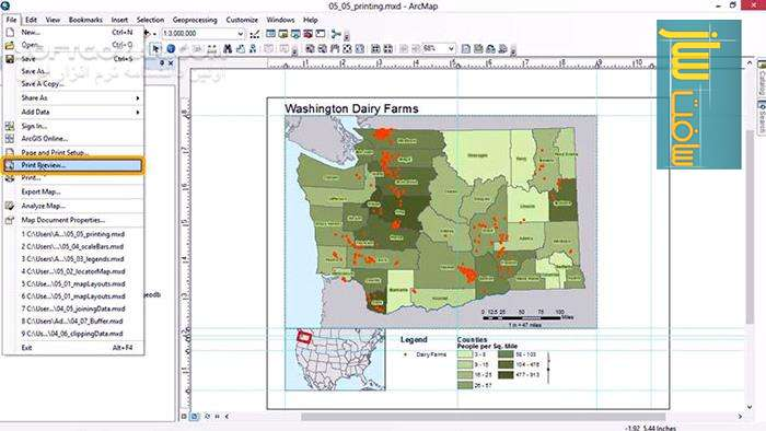 Up and Running with ArcGIS