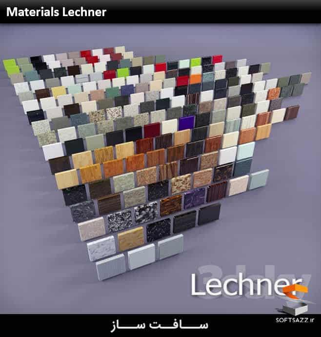 متریال Lechner