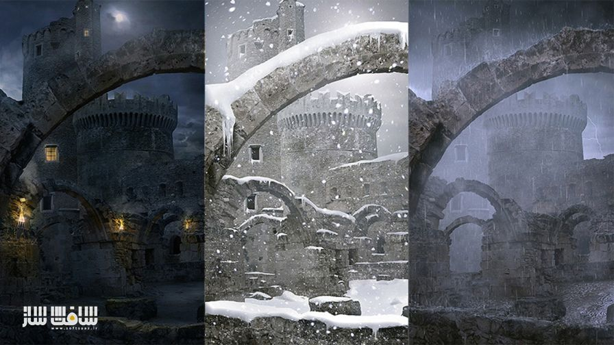 Digital-Tutors – Matte Painting Different Atmospheric Conditions in Photoshop