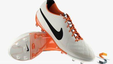 Photo of مدل سه بعدی کفش فوتبالی Nike