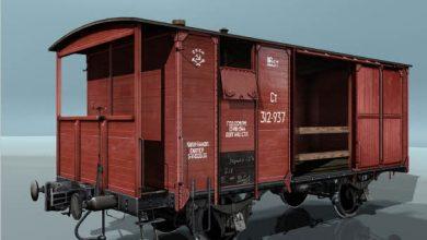 Photo of دانلود 3 مدل واگن قطار از Turbosquid