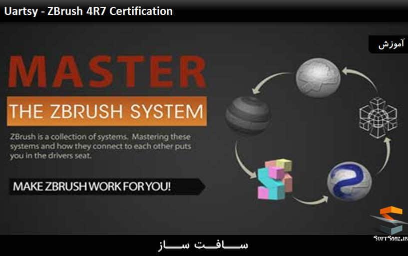 آموزش Zbrush 4R7