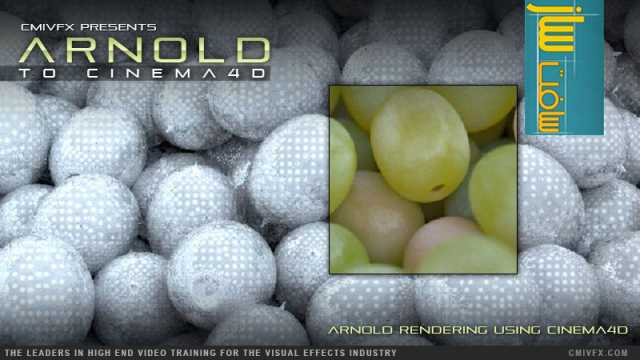 cmiVFX – Arnold To Cinema 4D