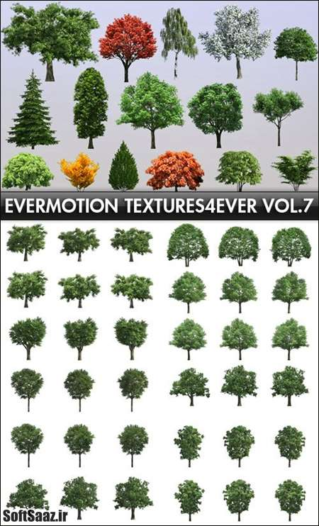دانلود مجموعه تکسچر Evermotion Textures4ever vol 7